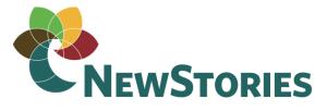 New Stories brand development