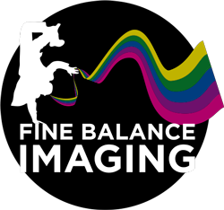 Fine Balance Imaging Studios – Whidbey Island Printing and Design Logo