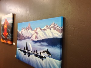 Herb Kane canvas gallery wrap prints at Fine Balance Imaging Studios